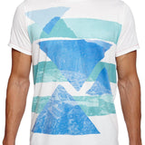 Men's Peru Triangle Tee