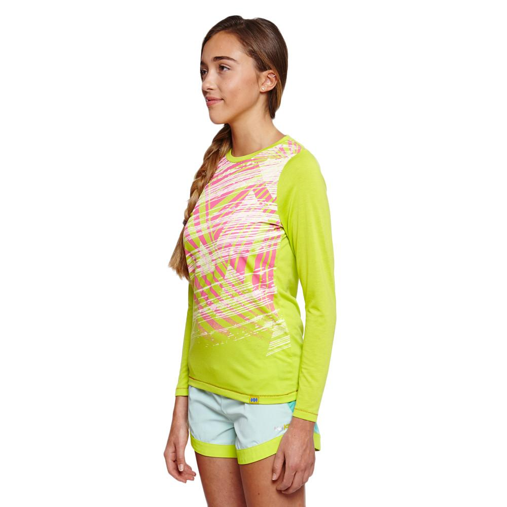 Women's Kenya Palm Long-Sleeve Tee
