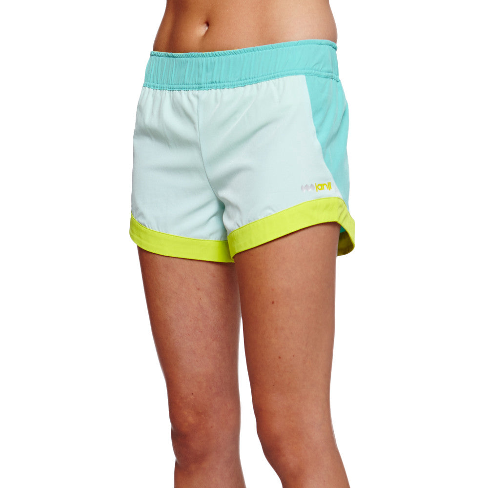 Women's Peru Color-Blocked Shorts