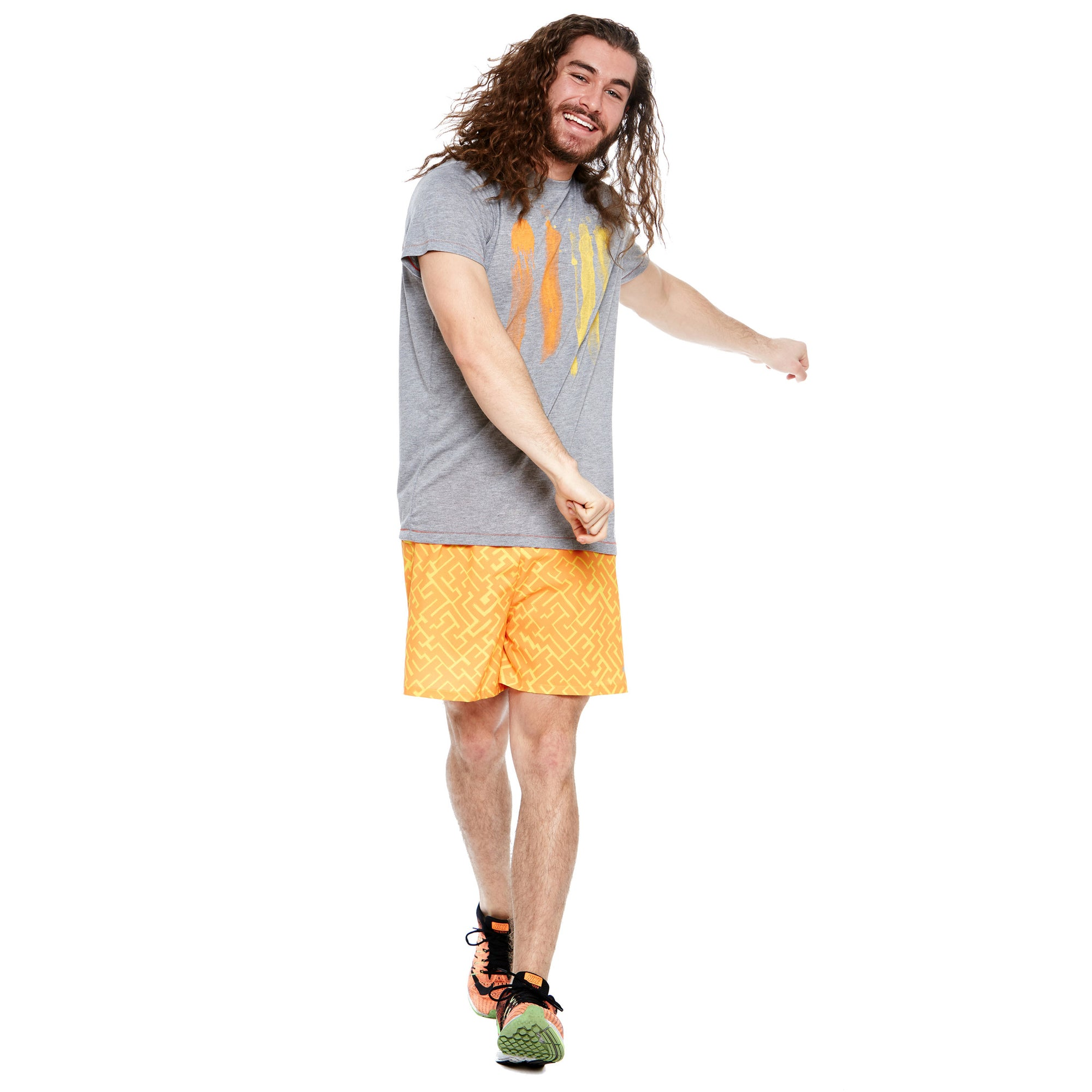 Men's Bekoji Middle Shorts