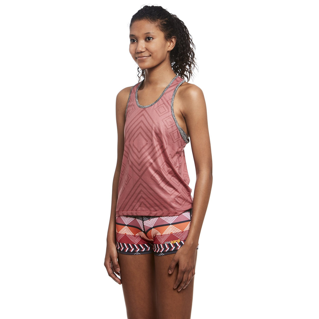 Women's Peru High Low Tank