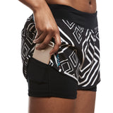 Women's 2-in-1 Aldrana Shorts