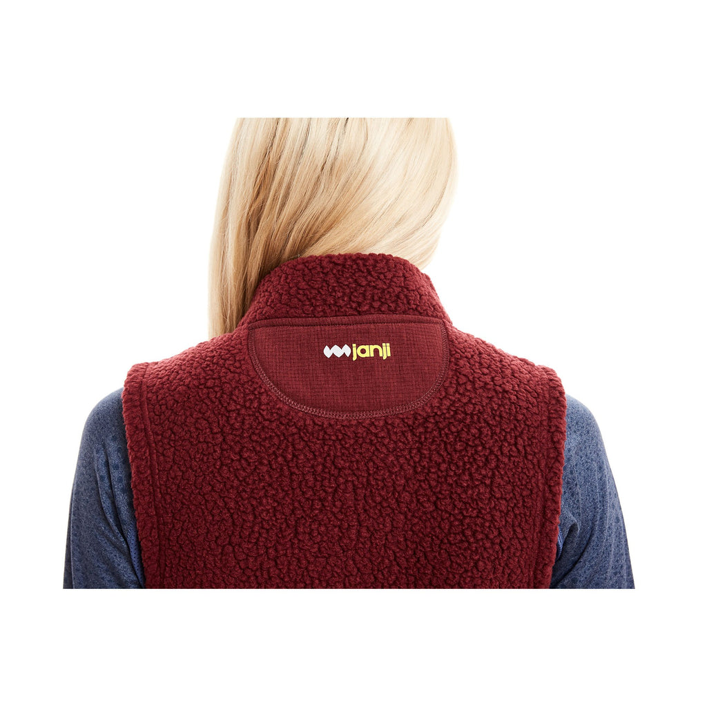 W's Alaya Expedition Fleece Vest