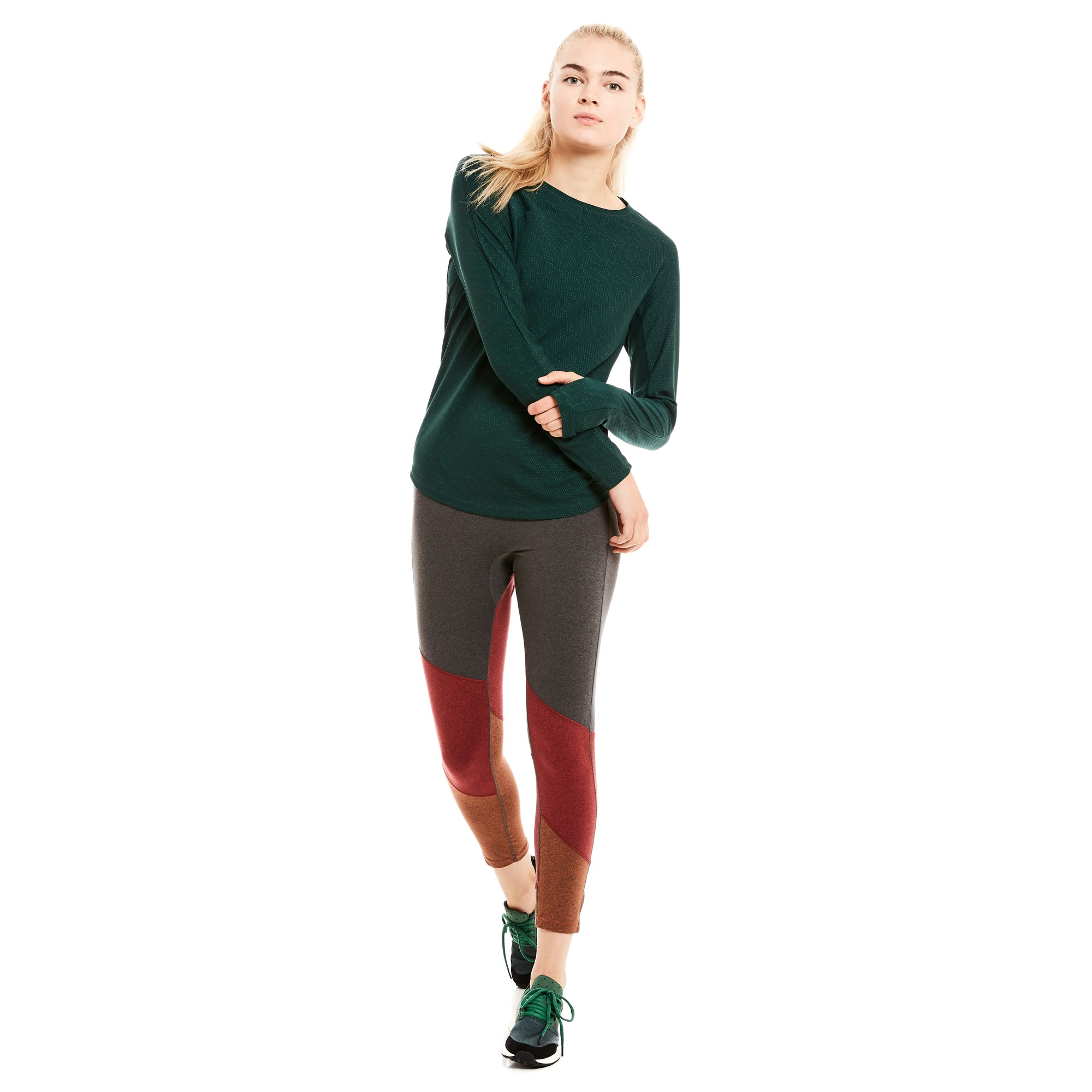 Women's Taha Travel Tech Long Sleeve