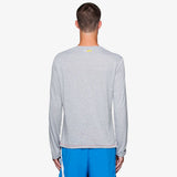 Men's Haiti Pelican Long-Sleeve Running Shirt