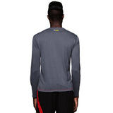 Men's Kenya Zebra Long-Sleeve Running Shirt