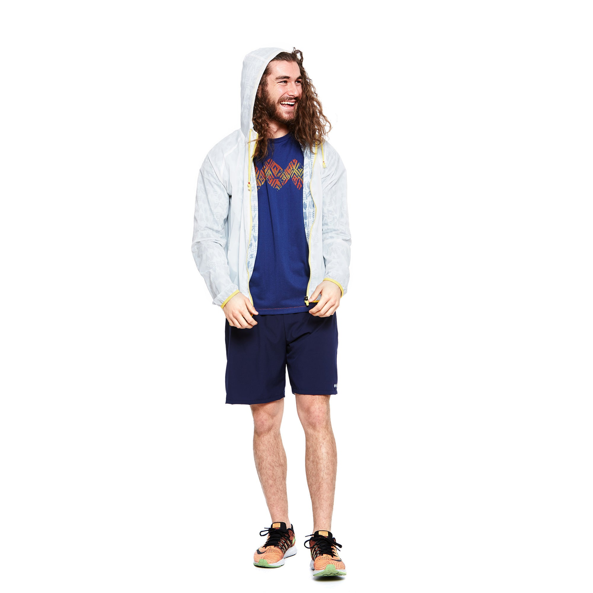 Men's Viento Windbreaker