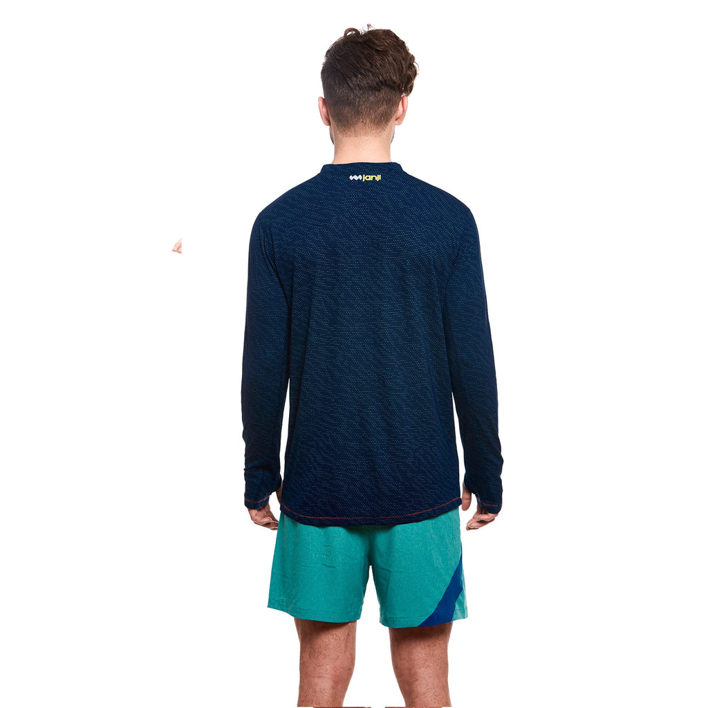 Men's Travel Tech Long Sleeve