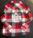 Toddler Flannels (Red)