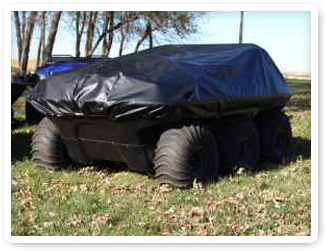 ARGO 6X6 & 8X8 CUSTOM TRANSPORT COVERS ( )