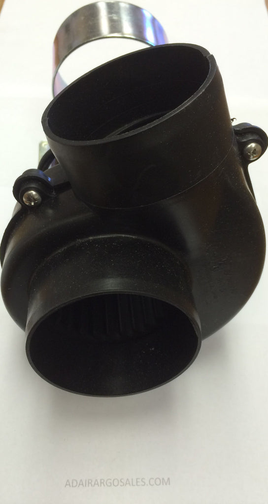 BLOWER FAN C/W MTG BRACKET ( 127-184 )
