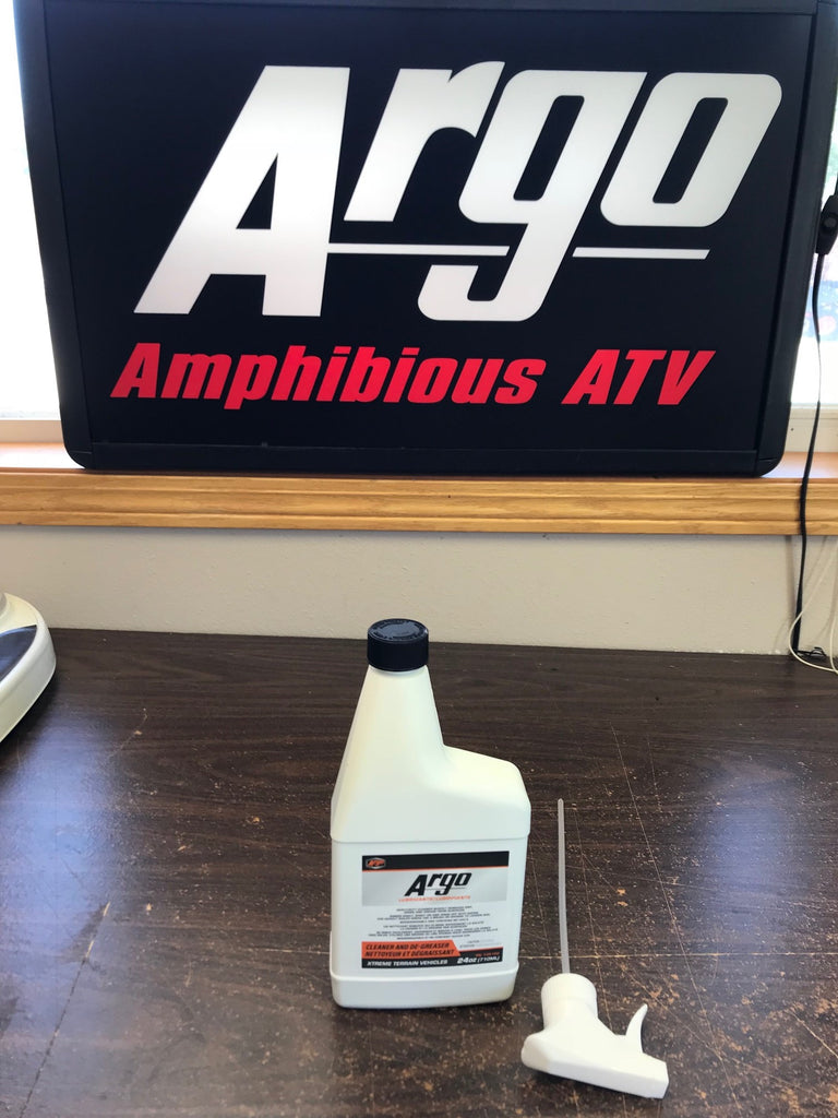 ARGO CLEANER AND DEGREASER