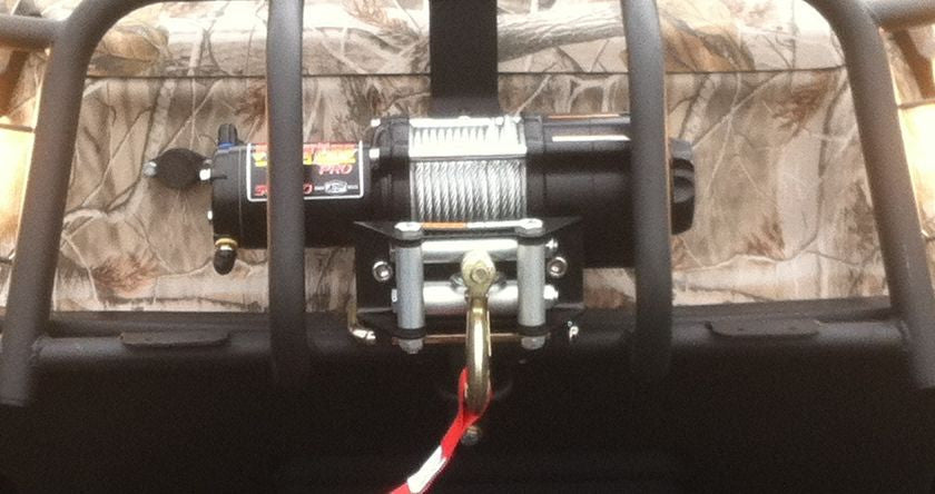 Winch , Power Line 4500 #