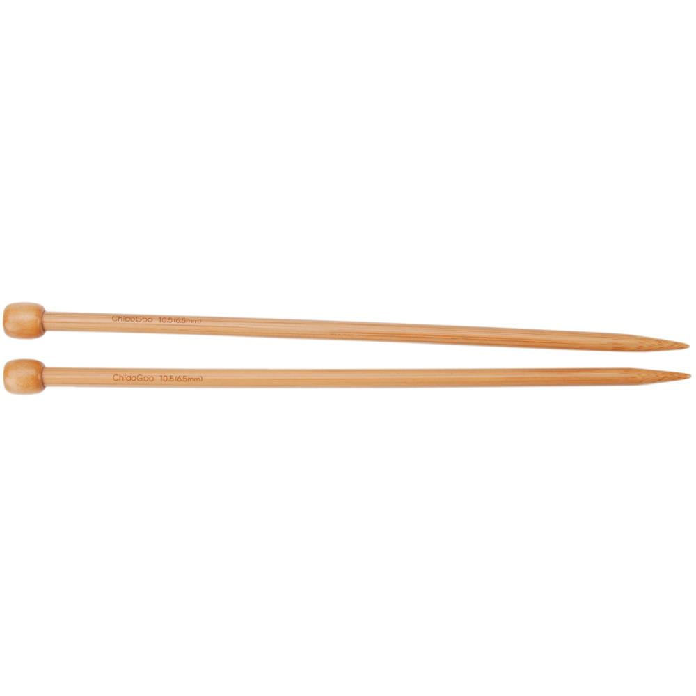 "9"" Bamboo Single Point Needles"