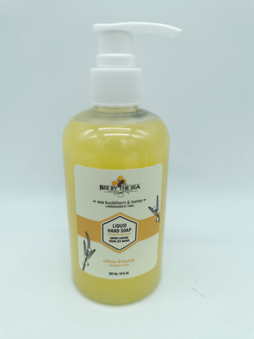 Bees By The Sea liquid hand soap