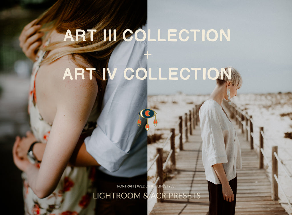 ART III + ART IV BUNDLE | SAVE 35%