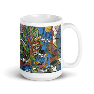 Realm of Birds Coffee Mug