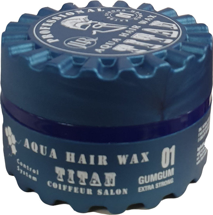 Titan Aqua Hairwax 01 Gumgum 150 ml