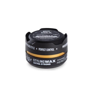 Bio Wax Keratin Styling Wax Extra Strong 150 ml - Barber Products