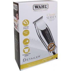 Wahl Classic Series Detailer Professional Corded Trimmer - Barber Products