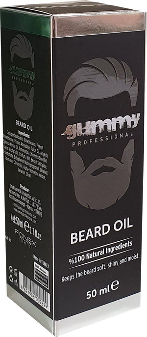 Gummy Professional Beard Oil 50 ml - Barber Products