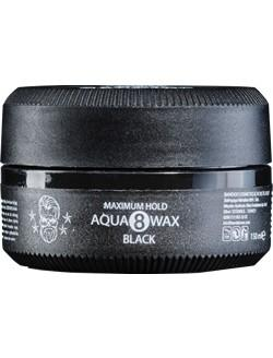 Bandido Maximum Hold Aqua Hard Wax Black 150 ml - Barber Products