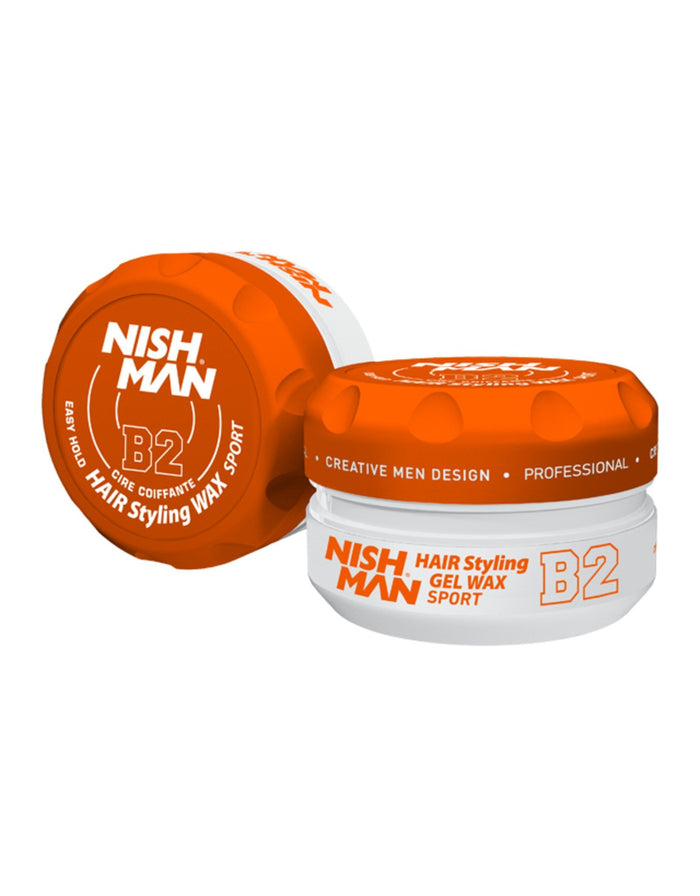 Nishman Hair Styling Wax Sport B2 150 ml