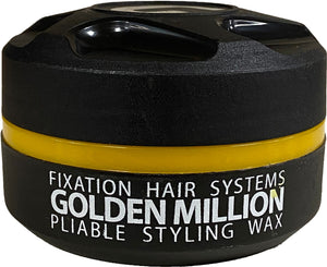 Glorie Fixation Dry Styling Wax One Million 150 ml - Barber Products