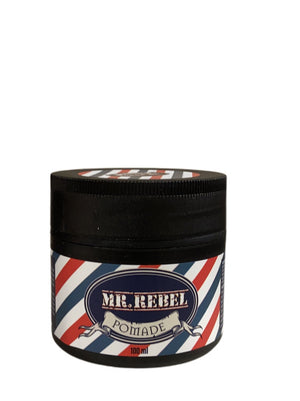 Mr Rebel Hair Pomade 100 ml - Barber Products