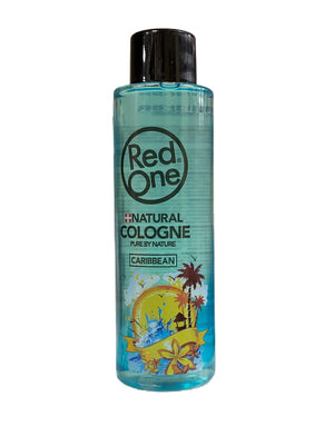 Redone Natural Cologne Caribbean 400 ml - Barber Products
