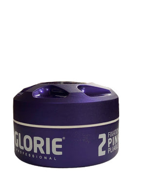 Glorie Pink Boss Pliable Styling Wax 150ml - Barber Products