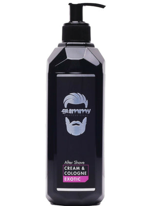Gummy After Shave Cream Cologne Exotic 500 ml - Barber Products
