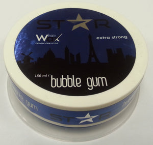 Star Hairwax Bubble Gum Extra Strong 150 ml - Barber Products