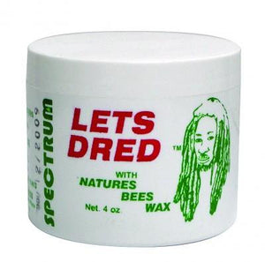 Lets Dred beeswax Spectrum oz - Barber Products