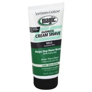 Magic Cream Shave Mild Sensitive Skin 170 g - Barber Products
