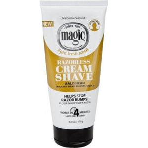 Magic Shaving Creme Smooth 170 ml - Barber Products