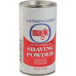 Magic Shaving Powder Red - Barber Products