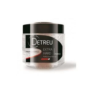 Detreu Extra Hard Professional Hair Gel 750 ml - Barber Products