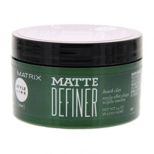 Matrix Style Link Play Matte Definer 98 g - Barber Products