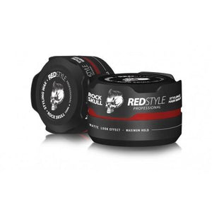 Red Style Styling Wax Professional Red 150 ml - Barber Products