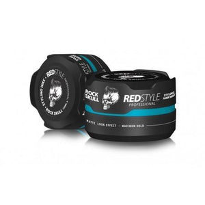 Red Style Styling Wax Professional Blue 150 ml - Barber Products