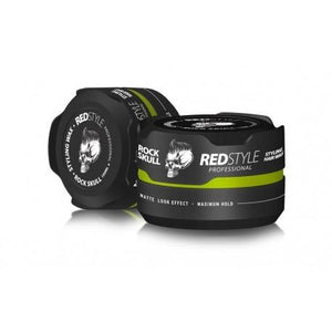 Red Style Styling Wax Professional Green 150 ml - Barber Products