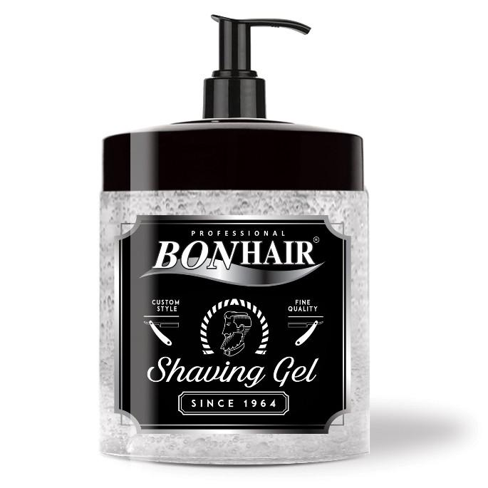 BONHAIR PROFESSIONAL SHAVING GEL 1000 ml