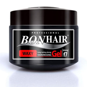 BONHAIR PROFESSIONAL WAXY GEL 500 ML - Barber Products