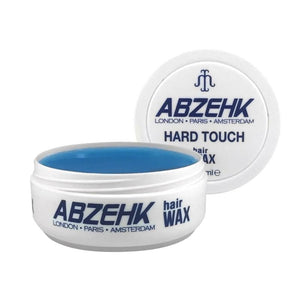 ABZEHK Hard Touch Hairwax Blue 150 ml - Barber Products