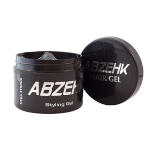 ABZEHK HAIR GEL MEGA STRONG 150 ML - Barber Products