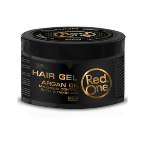REDONE HAIR GEL ARGAN OIL MEN 450 ML - Barber Products