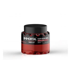 Immortal Hair Gum Gel Extreme Power 700 ml - Barber Products
