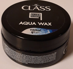 AC Class Silver Sceent Aqua Wax 150 ml - Barber Products