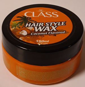 AC Class Tropical Paradise Hair Style Wax Coconut 150 g - Barber Products